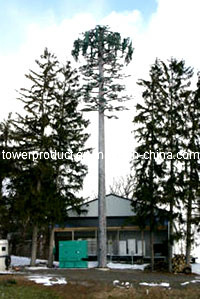 Tree Masts for Cellular linen Sites (MGT-TM08)