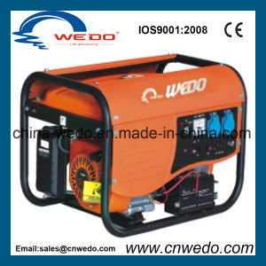 Wd2680 Silent электрический бензин/Бензиновый генератор