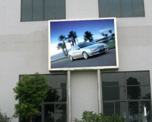 Affichage LED de plein air
