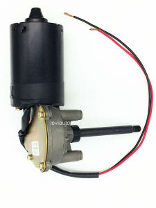 Motor dc, Motor de bomba de aceite de automóvil