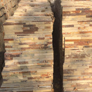 2015 Nouvelle Chine en ardoise naturelle de panneaux muraux extérieurs (SMC-SCP456)