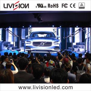 高品質イベントの使用料のための屋内LEDビデオスクリーンのLED表示スクリーンP3.91