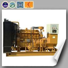 CE e ISO aprobó el biogás generador (60 kw).