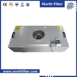 Filtre HEPA en acier inoxydable de l'unité du ventilateur