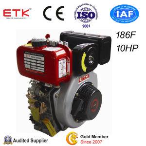 De Diesel van de Goedkeuring van Ce Motor van de Macht (ETK186F (E)