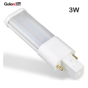 4000K, 3000K LED de 5 W Pls a Lâmpada de substituição CFL 9 W G23 Lâmpada LED