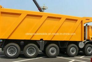 Ginaf 5 assi 70 resistenti indossa l'autocarro con cassone ribaltabile di estrazione mineraria