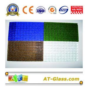 6mm en 6.5mm Getelegrafeerd Glas/Gevormd Glas/Gekleurd Getelegrafeerd Glas