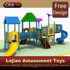 CE Intéressant en plastique pour enfants Aire de jeux extérieure en plastique (X1233-6)