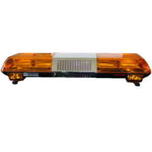 Emergency Träger-Xenon, das Lightbar (TBDGA01424, warnt)