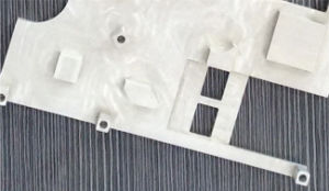 Взрыв песка анодирует теплоотвод алюминия точности CNC отливки подвергая механической обработке