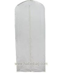 Luxe Witte Bruids Dekking PEVA (hbga-027)