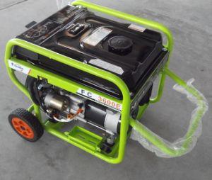 Nuevo Fusinda 3kVA gasolina generador eléctrico de arranque eléctrico con CE, ISO9001
