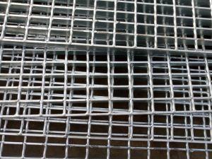 Rejilla de barras de acero para la plataforma el bastidor de acero/ Lattice