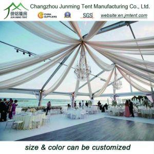 ガラス壁及びライニング(JMWPT12/300)が付いている結婚披露宴のイベントのテント