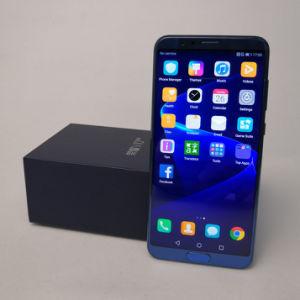 ROM mundial Huawei Honor V10 Teléfono celular inteligente de reconocimiento facial