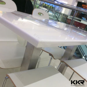 2 plazas Black Mesa de Café de modernos equipos para Restaurante