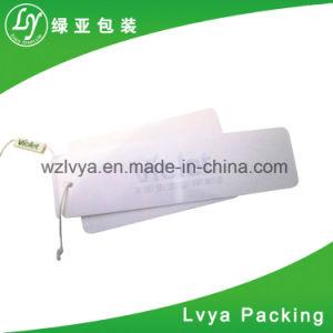 Etiqueta de plástico adhesivo de la Junta de ropa ropa de etiqueta Etiqueta colgar
