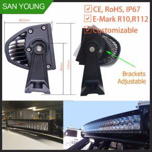 30 Polaris Rzr UTV ATVのためのインチのクリー族LEDのライトバー180Wのオフロード運転