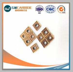 Fresado Inserciones de carburo de Zhuzhou Apkt fabricante para la molienda de metal