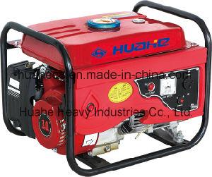1000W solo cilindro, generador de gasolina 4 tiempos