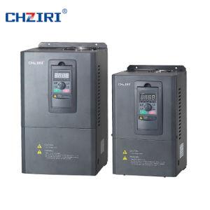 Invertitore di potere del convertitore di frequenza dell'invertitore di frequenza di Chziri VFD VSD per il cambiamento Zvf300-G630t4m di frequenza
