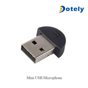 PC Desktop Laptop Mini-microfone USB 2.0