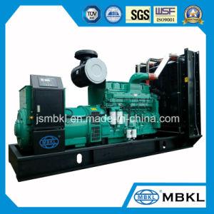 Industriële Diesel Generator met de Dieselmotor 50Hz Qsz13-G3 van de 500kVA400kw Cummins Macht