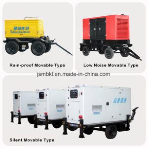 300kw/375kVA 최신 판매 AC 삼상 Water-Cooled 열려있거나 침묵하는 유형 디젤 엔진 발전기 세트 가격