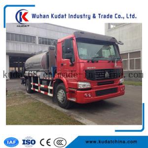 De Bespuitende Vrachtwagen 5162glq van het Bitumen LHD