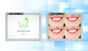 L'équipement dentaire Pip caméra orale Intraoral Intraoral USB Appareil photo Appareil photo avec le moniteur Asin