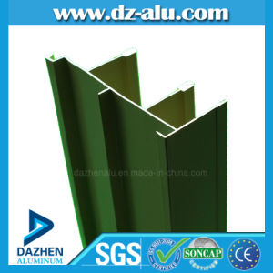 Profilo di alluminio di vendita superiore della Nigeria per il portello scorrevole della stoffa per tendine della finestra