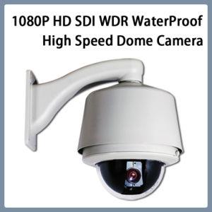 De Camera van kabeltelevisie van de Koepel van de Hoge snelheid van de Veiligheid van het toezicht 1080P HD SDI (sv90-20sap11-SDI)