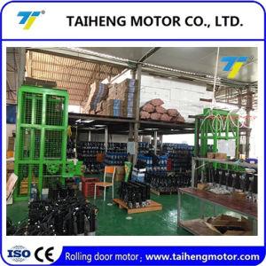 パテントデザインのための熱い販売AC600kgの電気限界の圧延シャッターモーター