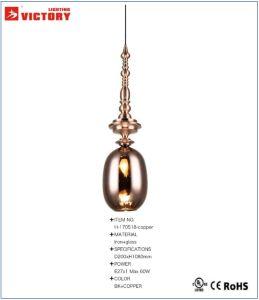 屋内照明の現代ガラス装飾的なシャンデリア
