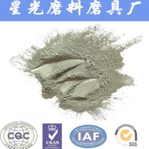 야금술 급료 녹색 실리콘 탄화물 모래 제조