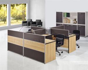 Stazione di lavoro aperta modulare dell'ufficio durevole moderno di formati standard (SZ-WST662)