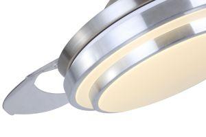 42'', sencillo y clásico Ventilador de techo con luz de China Proveedor