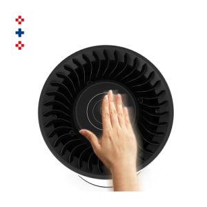 Soto-Y1 purificador de aire HEPA filtro de carbono lámpara UV gesto de mano Filtro de aire de control