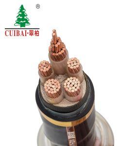 Fabricante da China Top-Rank XLPE com bainha de cabo de PVC
