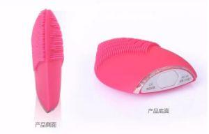 Cepillo Facial de silicona de ultrasonidos Cepillo Facial