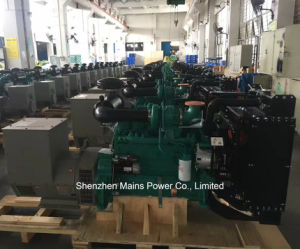 400kVA 320kw de potencia en espera de la generación de energía del generador diesel Cummins