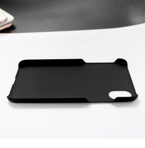 Commerce de gros Matte Simplcity disque PC Phone Cas où le fournisseur pour l'iPhone 8