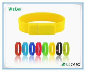 Рекламные браслет USB-накопитель с полной емкости (WY-S01)
