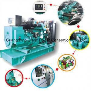 6bt 100kVA Cummins Generator-Set mit zweijähriger Garantie