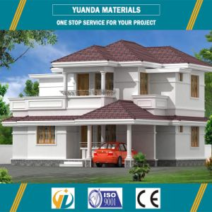 신제품 저가 케냐를 위해 좋은 벽면의 강철 Prefabricated 집값