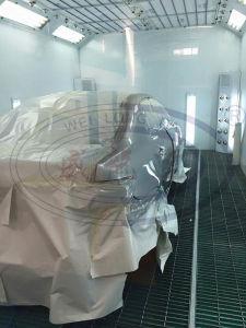 Cabina di spruzzo sopportata acqua dell'automobile del CE Wld8400