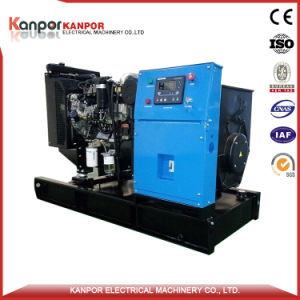 440V 60HZ 50kVA 40kw ينمار 4tnv98t-غج مولد الديزل الكهربائية