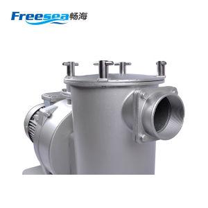 長い上昇のステンレス鋼の水ポンプ
