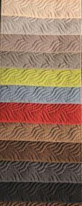 Planície de poliéster Sofá cama tingidas de tecido de revestimento têxtil